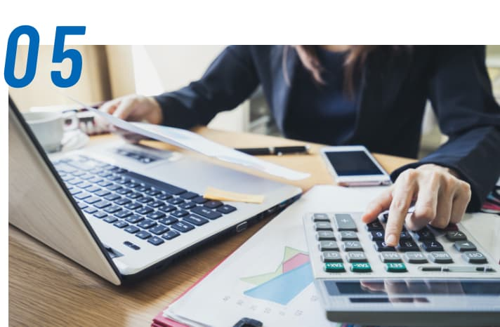 会計システム導入で自動化を支援