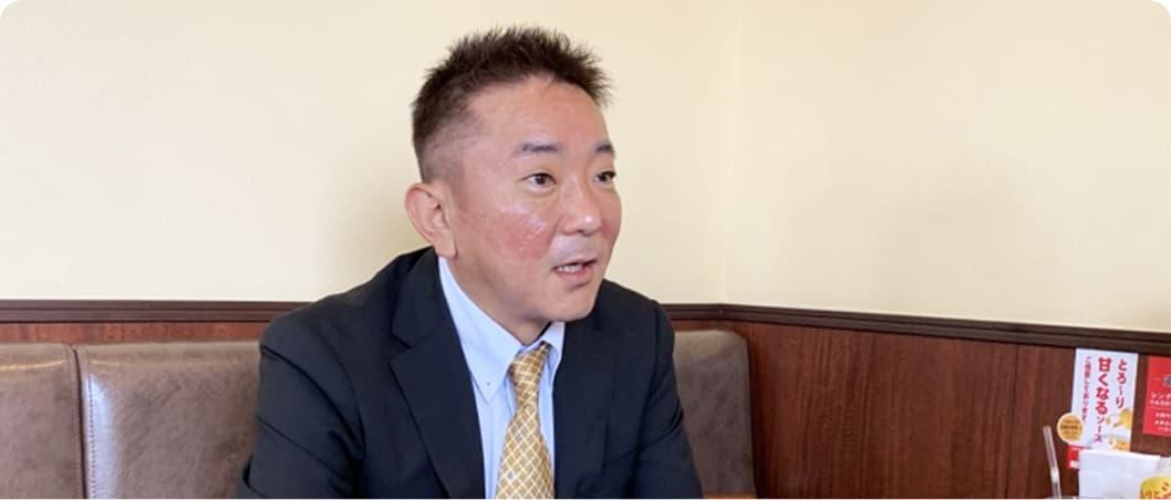 お客様の声 株式会社未良来 代表取締役 藤井さま